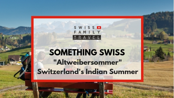 """What is """"Altweibersommer"""""""