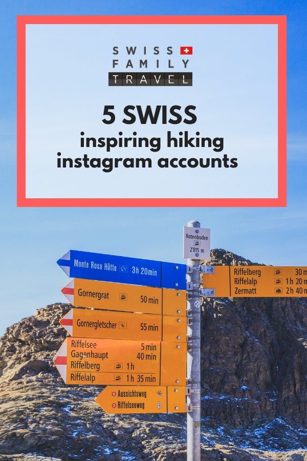 5 Swiss Instagrams accounts to check out