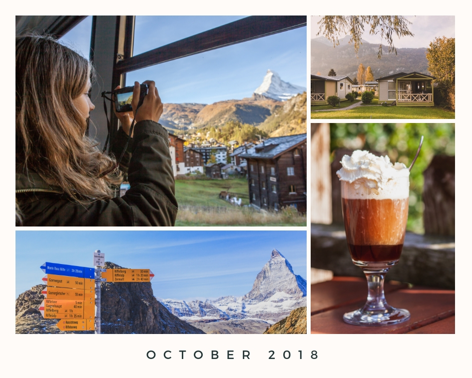 October in Switzerland