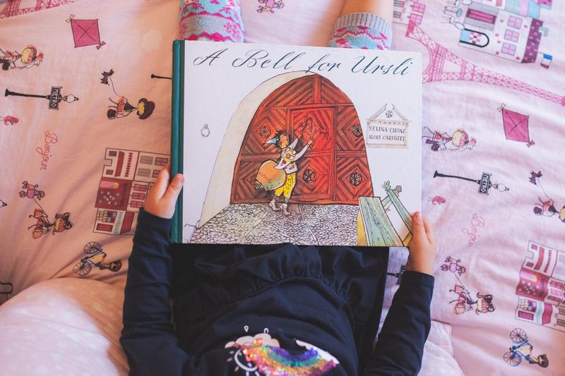 Swiss Books for kids: A Bell for Ursli