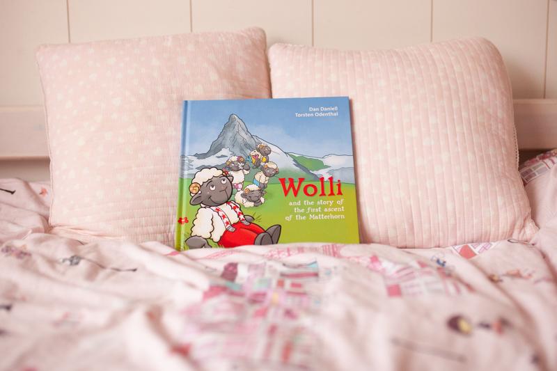 Children's books about the Matterhorn
