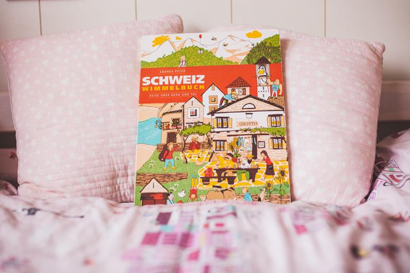 Wimmelbuchs from Switzerland