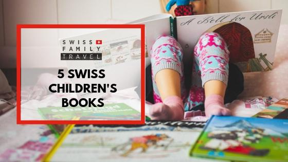5 Swiss kids books
