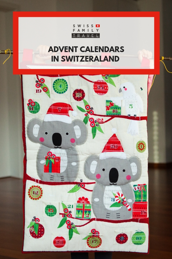 What is an Advent Calendar? Suggestions on creating an advent calendar of your own.