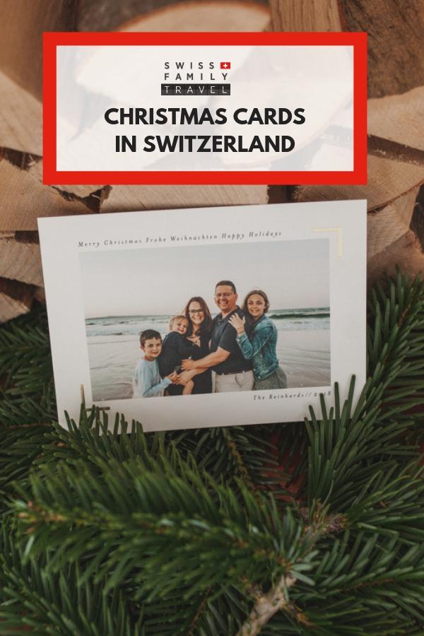 Sending Christmas Cards in Switzerland