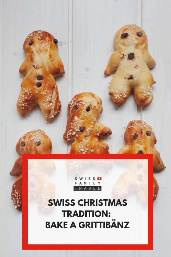How to make a Grittibänz (Swiss Sweet Bread)