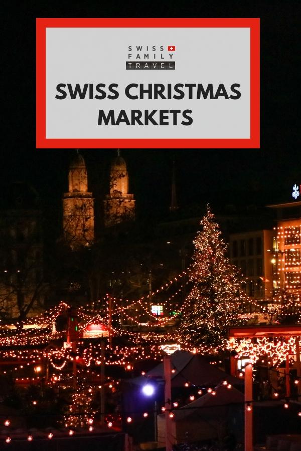 2 of my favourite Swiss Christmas Markets
