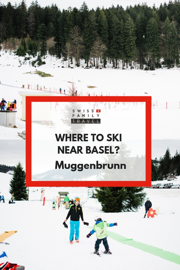 The closest ski hills to Basel, Switzerland isn't in Switzerland itself, but rather over the border in Germany.