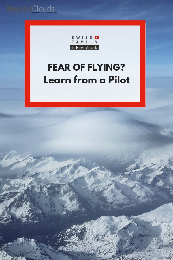 Swiss Pilot Sales Wicks helps ease your fear of flying.