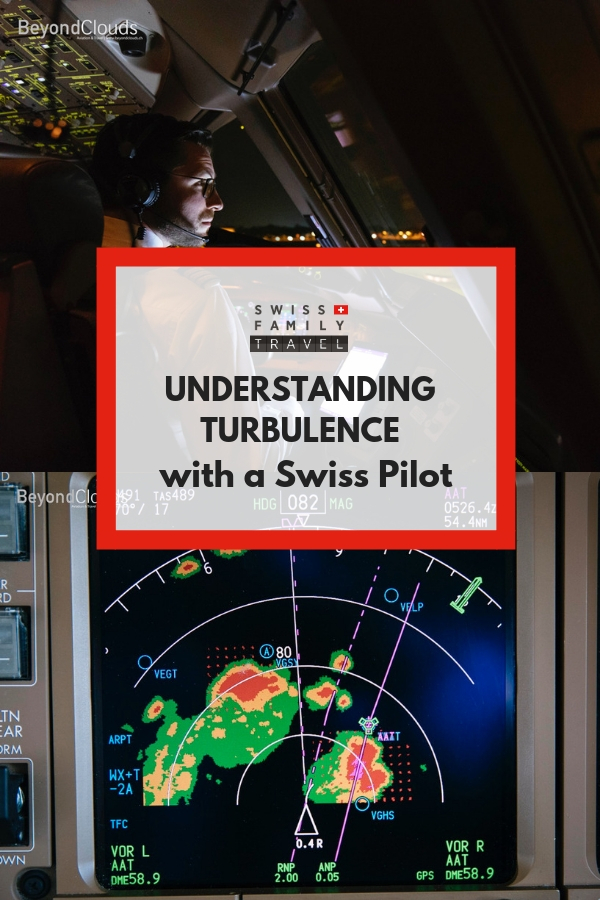 Understanding Turbulence thanks to a Swiss Pilot