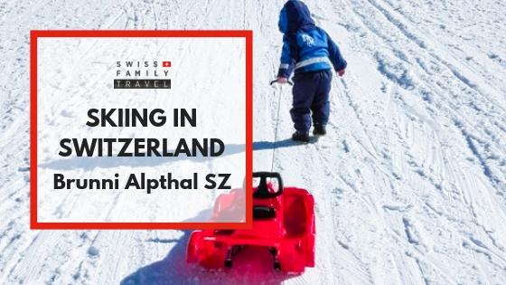 Family friendly ski resorts in Switzerland: Brunni Alpthal Sz
