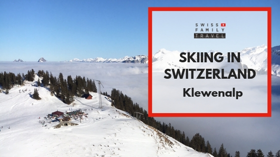 Family Friendly Skiing in Switzerland: Klewenalp