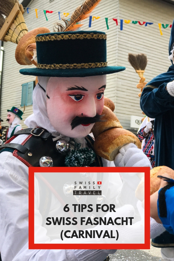 6 tips for surviving the swiss version of Carnival called Fasnacht