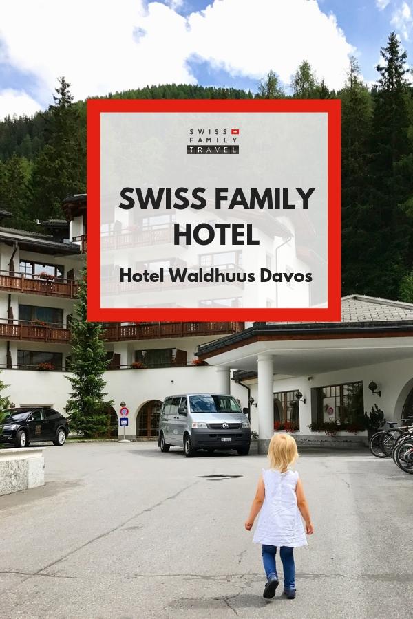 Hotel for kids in Switzerland - Hotel Waldhuus in Davos