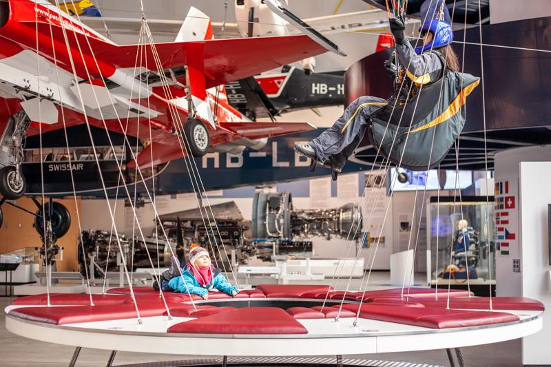 Luzern's Transport Museum