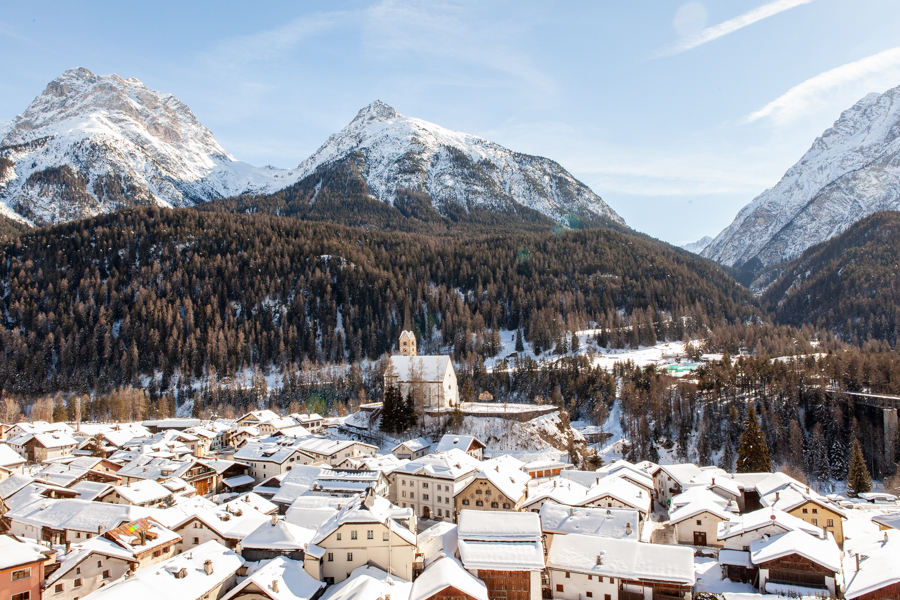 Plenty for non-skiers to do in Scuol - Swiss Family Travel