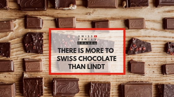 8 Swiss chocolates to try other than Lindt