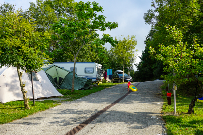 Campground Itxaspe review