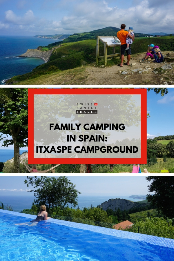 Review of the Itxaspe Campground in Spain's Basque region