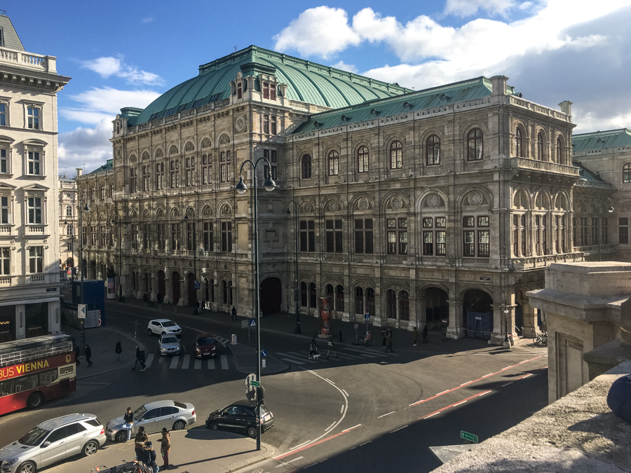 A girlfriends guide to Vienna