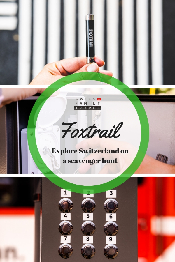 Explore Switzerland on a Scavenger hunt - Foxtrail