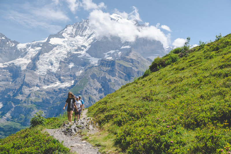 What to wear In Switzerland in the summer