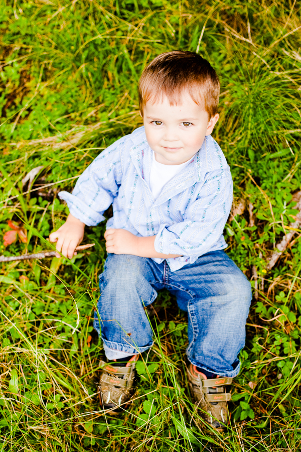 My little Schwinger in his Edelweiss Shirt