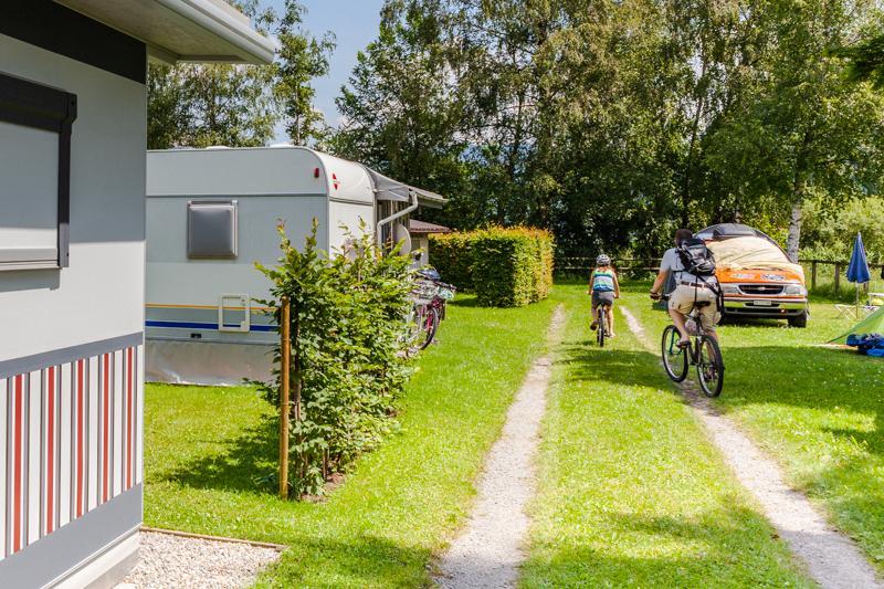 Swiss Family Travel Review: Camping Unterägeri