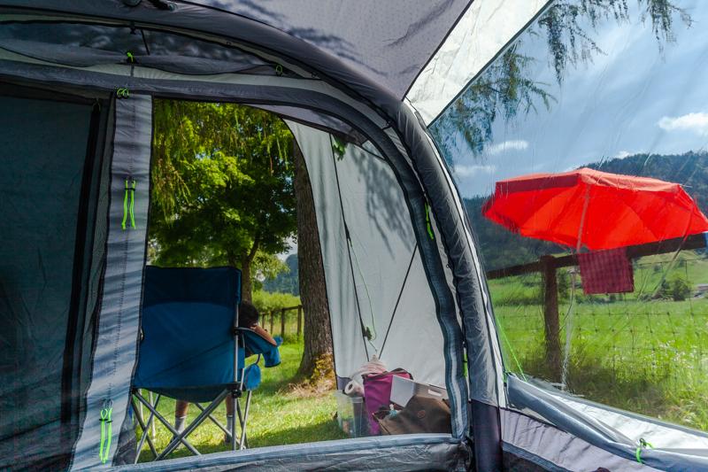 Swiss Family Travel: Camping Unterägeri Review