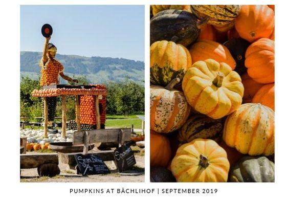 September in Switzerland