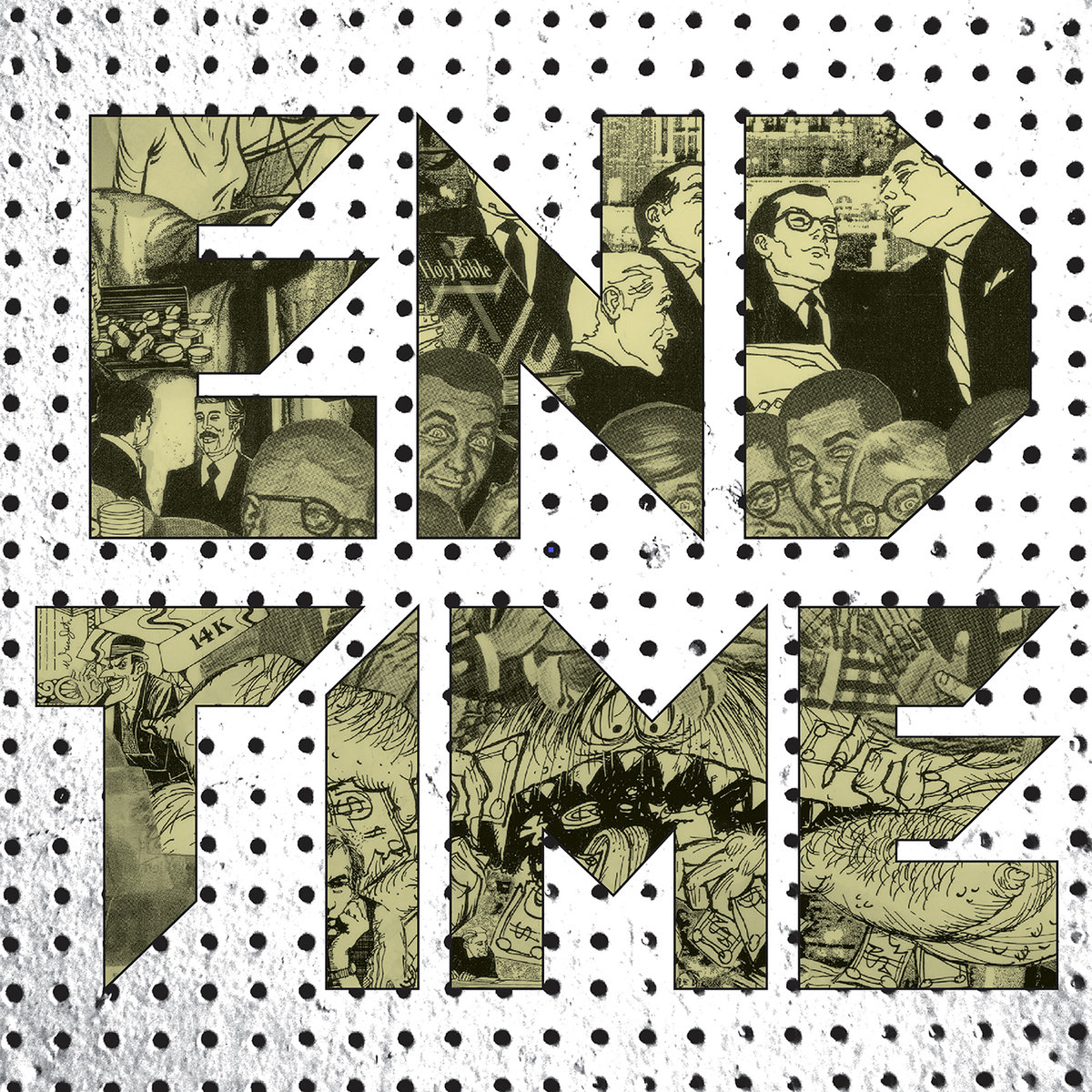 End Time - Self Titled (Recording and Mixing)