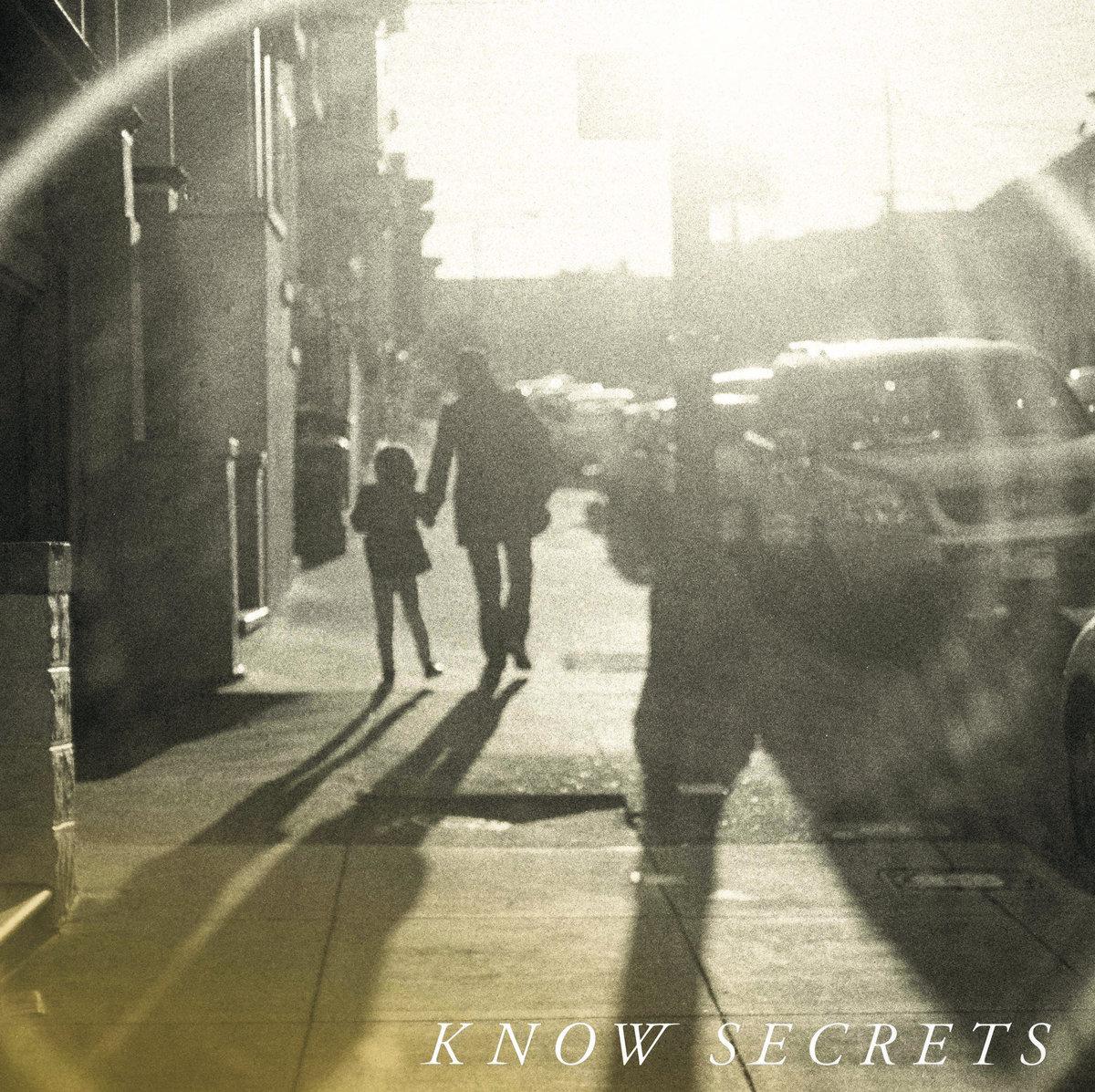 """Know Secrets - S/T 12"""" EP"""