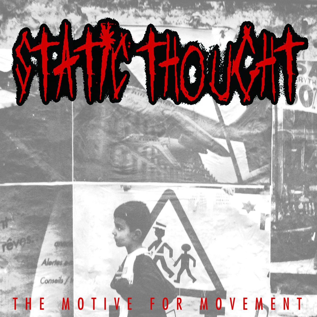 Static Thought - The Motive for Movement (Hellcat/Epitaph)