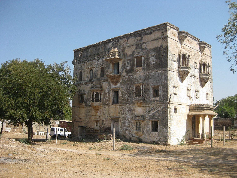 Fateh Mohamed's House