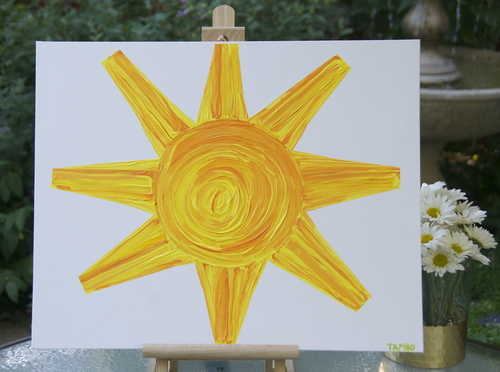 """Classic Fun Sun"" shop ""Paintings"""