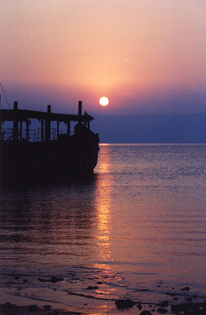 "Sea of Galilee Photo- ""shop"" photo"