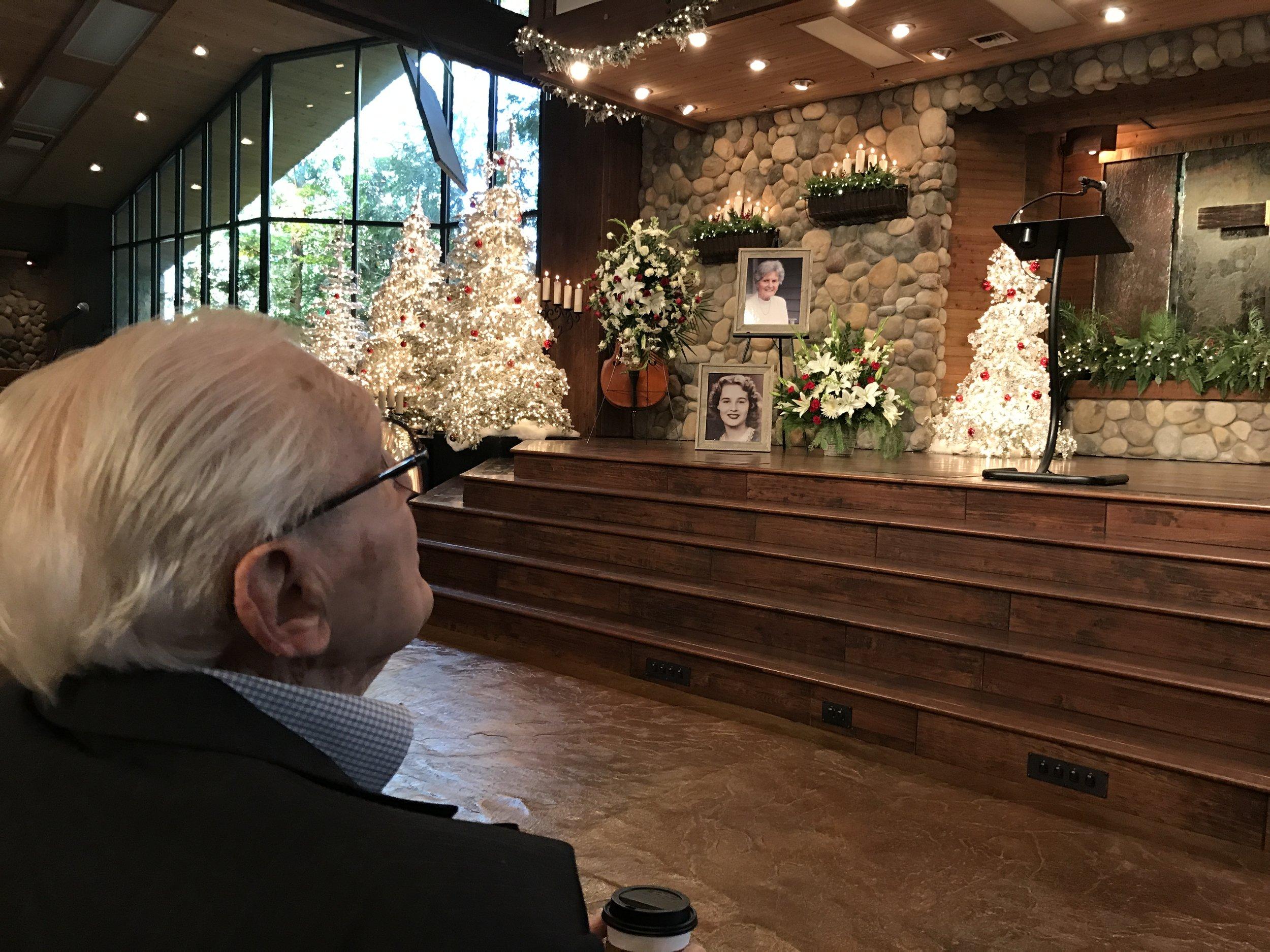 Memorial Service 12-22-16