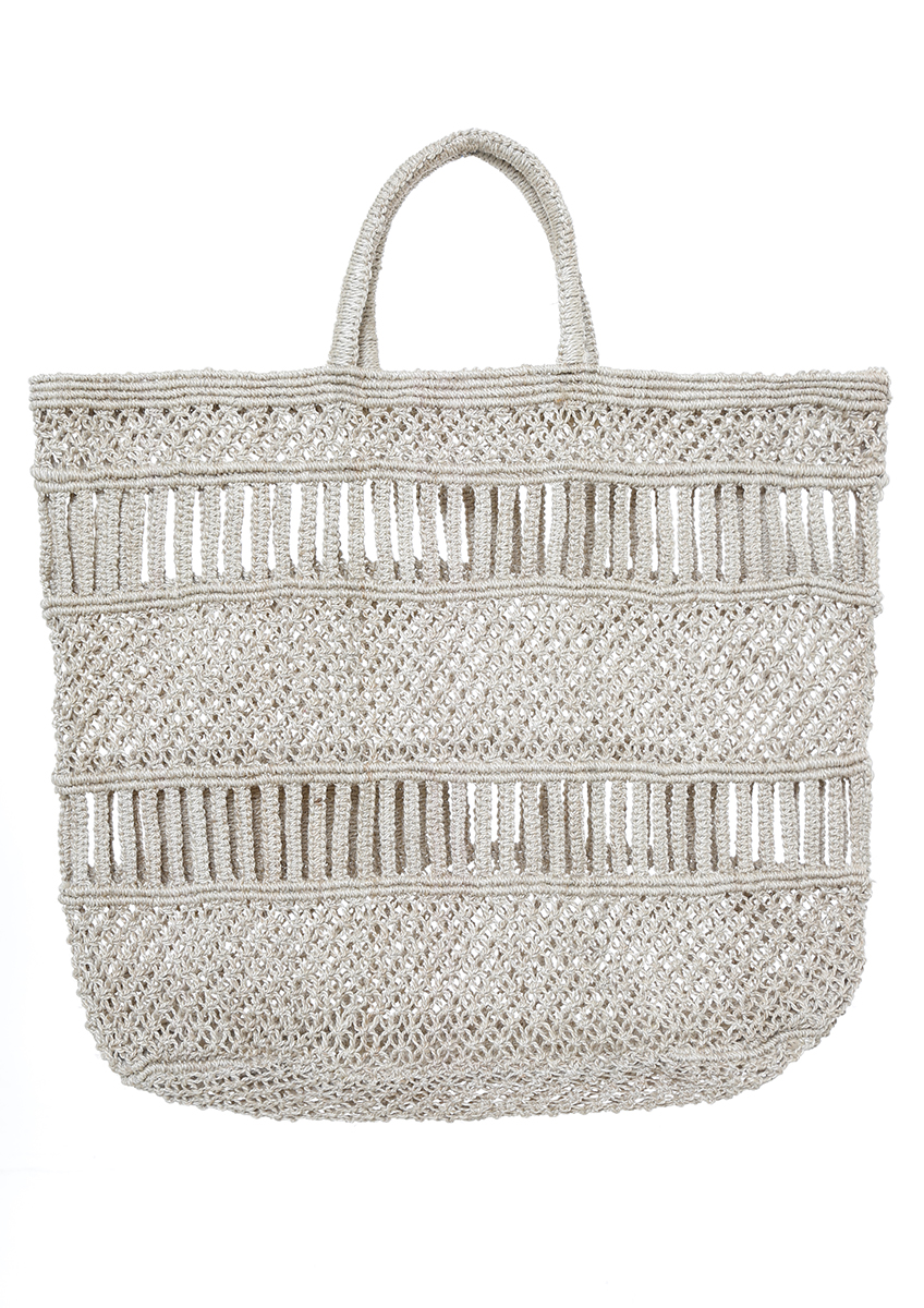 Macrame large storage bag - 109€ NOW 76€
