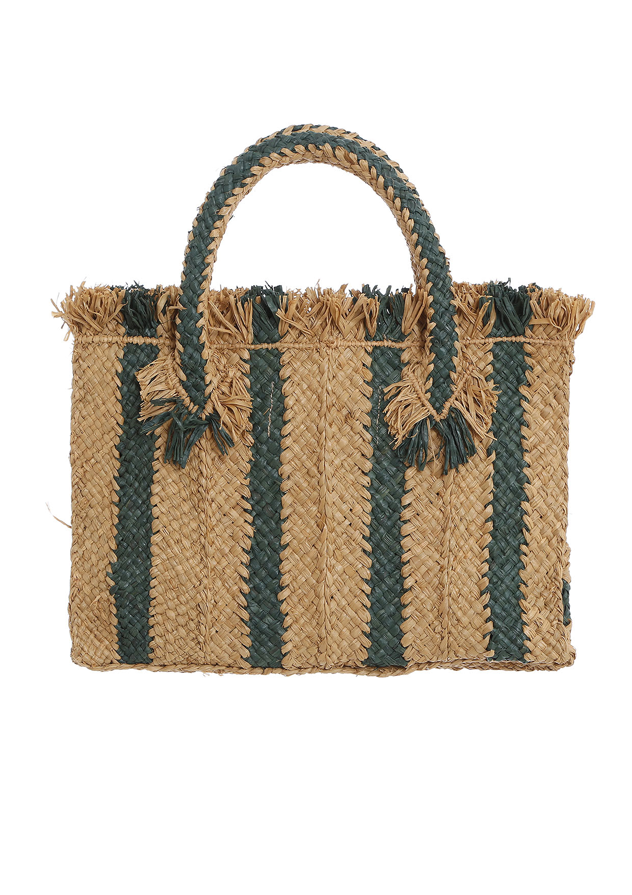 Georges soubique raffia bag - 109€ NOW 76€