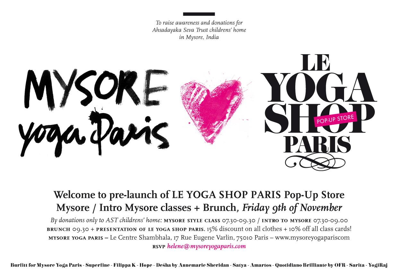 Photo: Le Yoga Shop Paris