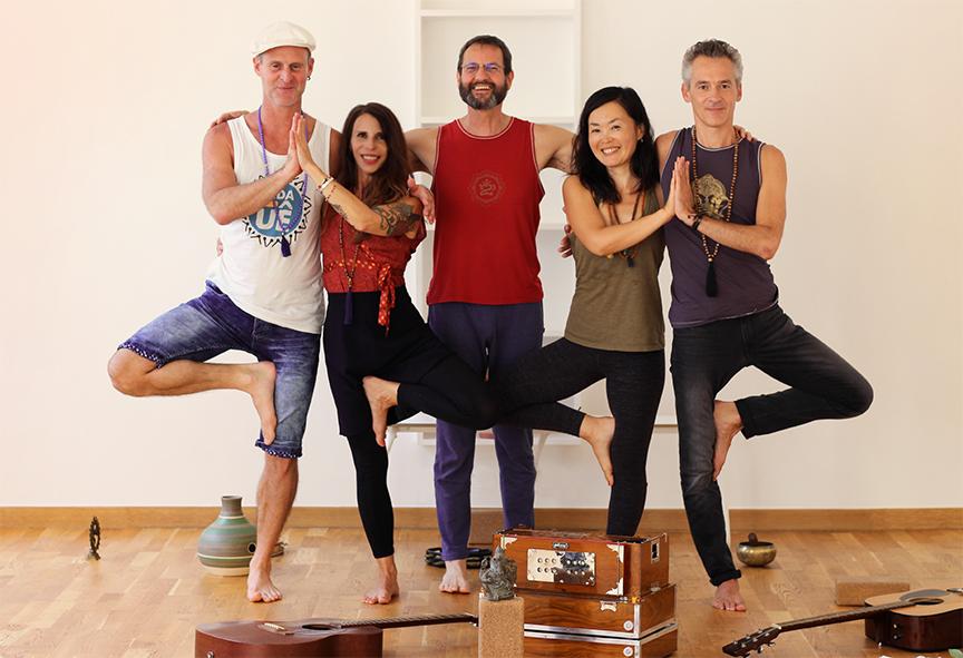 Photo: Vinyasa Yoga Paris