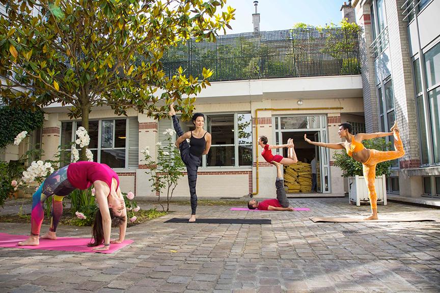 Photo: Le Tigre Yoga Club