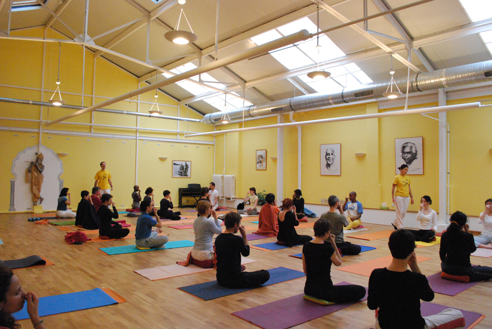 Photo: Centre de Yoga Sivananda de Paris