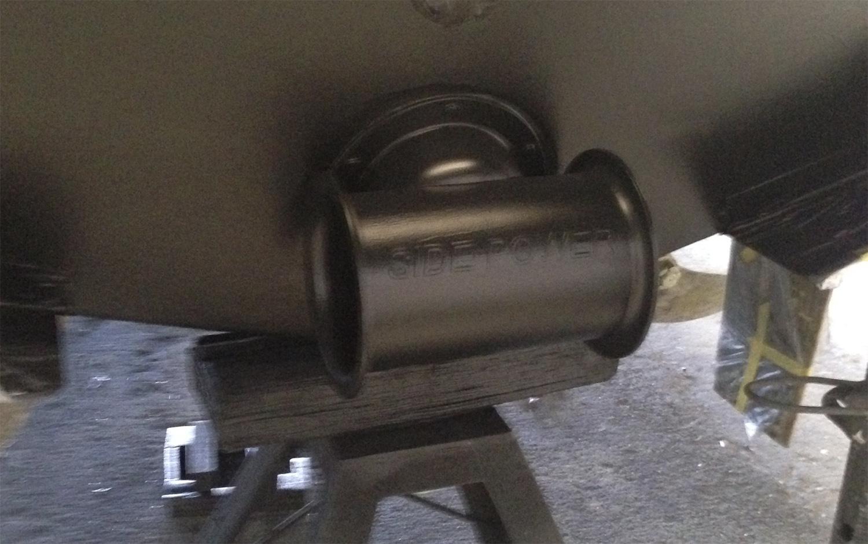 Side Power - Stern thruster