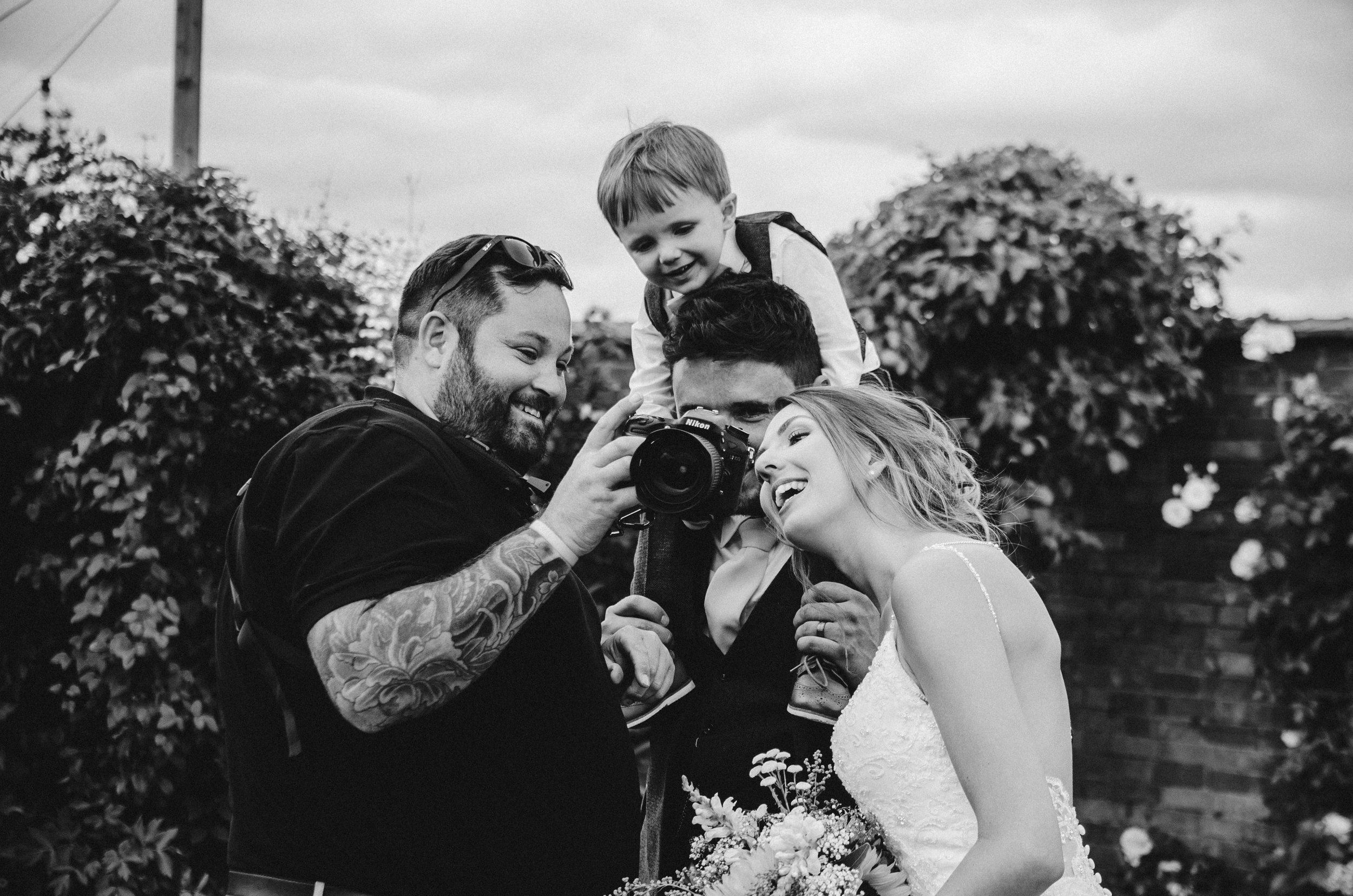 ⭐ LIMITED OFFER ⭐Gold Package now only £895.00 SAVE £300 - A full days wedding photography to include: pre wedding meeting, bridal prep, groom and best man/men photos, bride arrival, guest arrival, ceremony, formal group photos, bride and groom specialist, natural photos throughout the day, speeches, evening guest arrival, cutting the cake and first dance, package finished with two A4 framed prints, a personalised USB, a professional full gloss 40 image photo book and full online gallery.*Terms and conditions apply. Cannot be used in conjunction with any other offer or a wedding already booked.