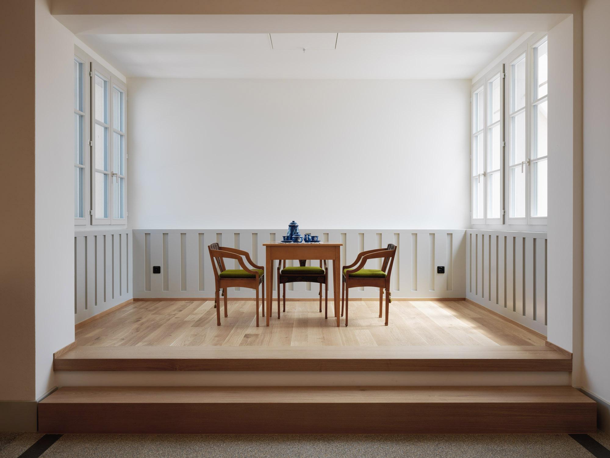 INSTITUT STE-CROIX – Photographed for RBCH architectes and Deillon Delley architectes