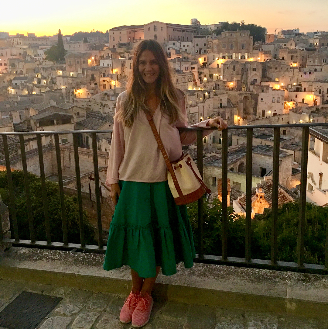 Image: Margherita Missoni's  Instagram