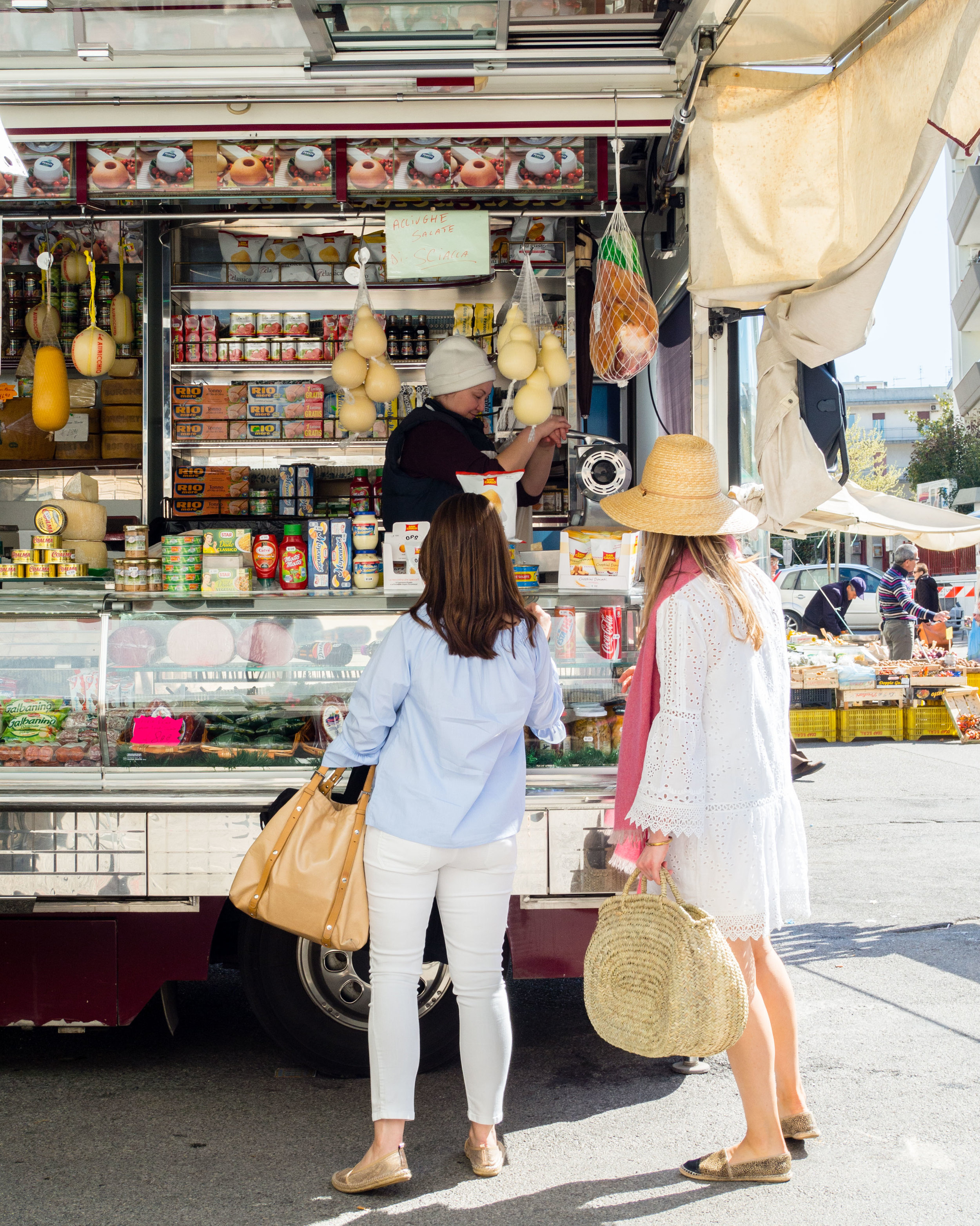 5 Italian Markets you must visit by Lois Avery