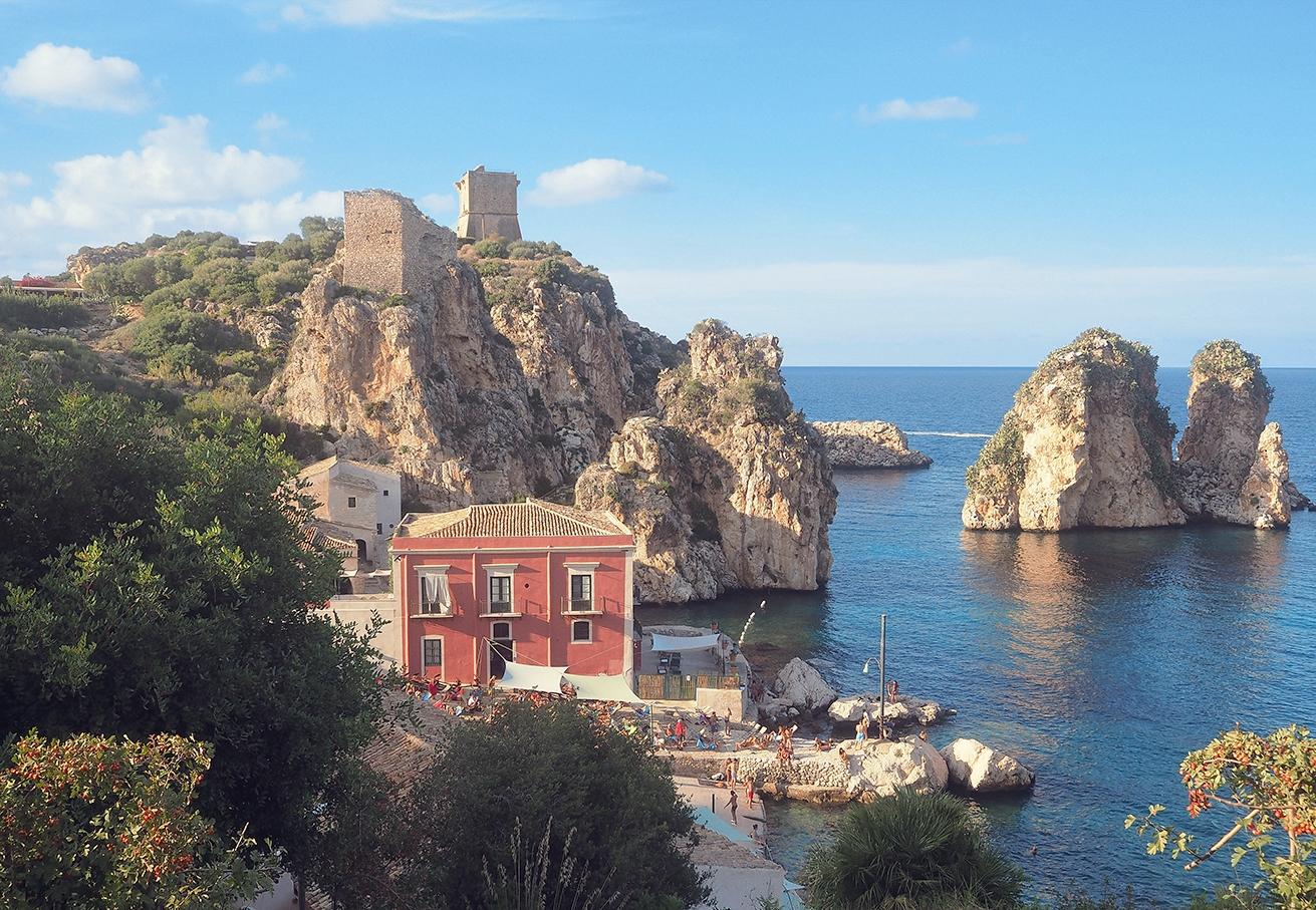 Lois Avery Scopello Sicily