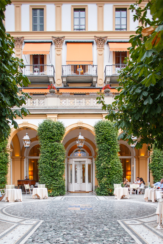 Images:  Villa D'Este